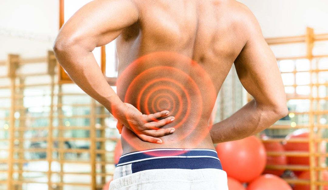 The Four Most Common Sports-Related Spine Injuries