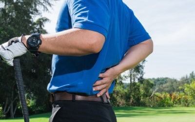 The Most Common Spine Injuries Suffered by Golfers