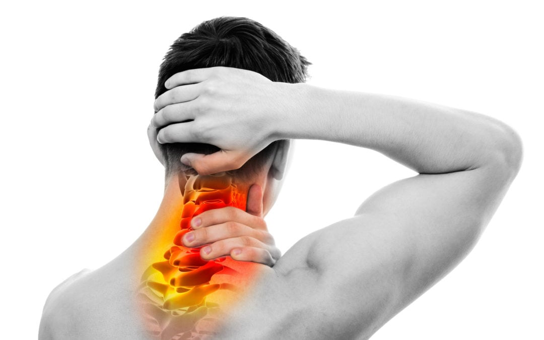 3 Common Causes of Chronic Neck Pain